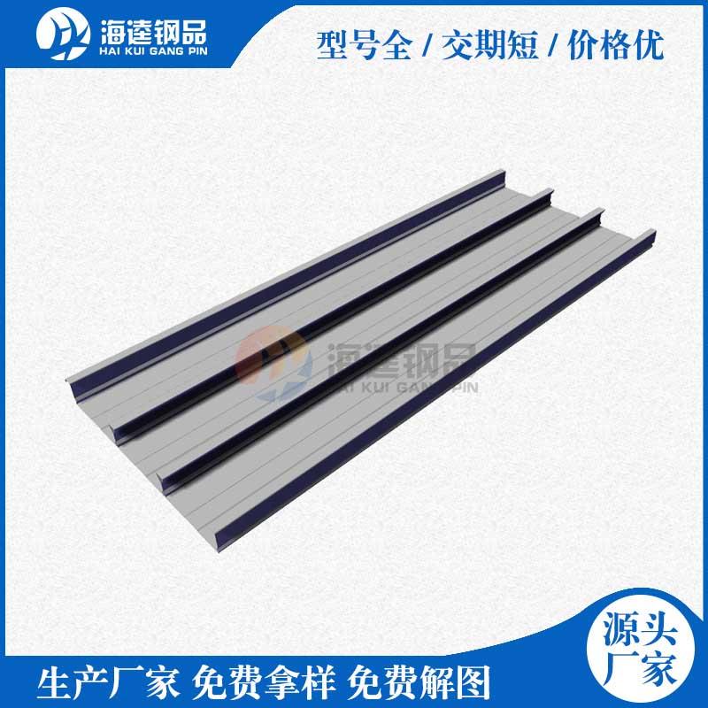 YXB65-185-555钢结构压型钢板 品类齐全
